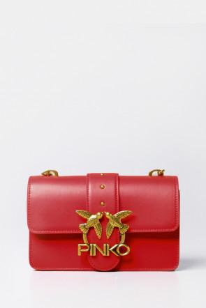 Сумка Pinko красная - QY_XTr