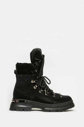 Ботинки Renzoni черные - R1284