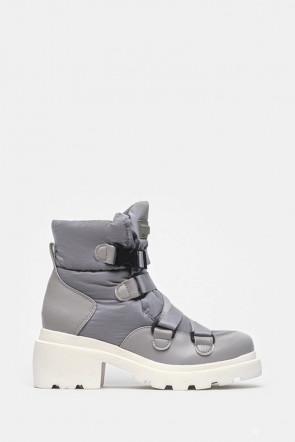 Ботинки Kendall and Kylie серые - rileyG