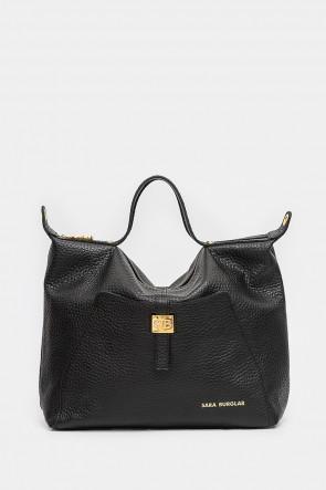 Женская сумка Sara Burglar черная - S1275n
