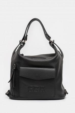 Женская сумка Sara Burglar черная - S1281n