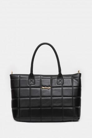 Женская сумка Sara Burglar черная - SB075n