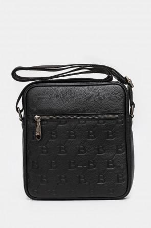 Мужская сумка Sara Burglar черная - SB1024n