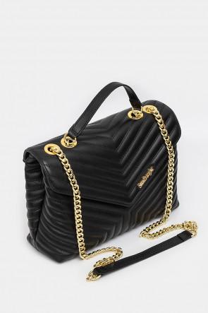Женская сумка Sara Burglar черная - SB1171n
