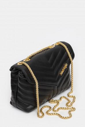 Женская сумка Sara Burglar черная - SB1172n
