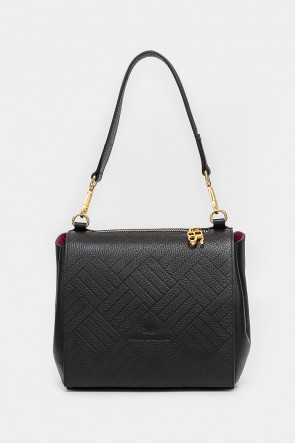 Женская сумка Sara Burglar черная - SB345n