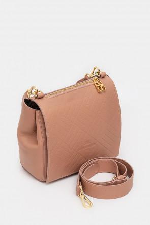 Женская сумка Sara Burglar кремовая - SB345r