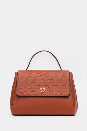 Женская сумка Sara Burglar терракотовая - SB487r