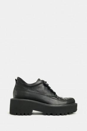 Женские туфли Via del Garda черные - VG30045n