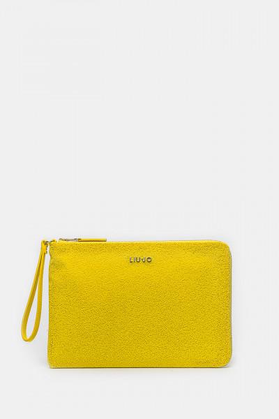 Клатч Liu Jo желтый - 16035_y