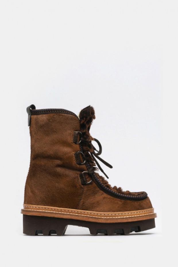 Черевики Hice коричневі - 1196