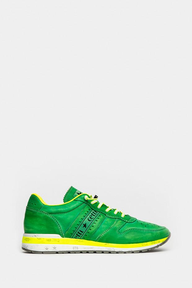 Кросівки CeTTi зелені - 1222gr