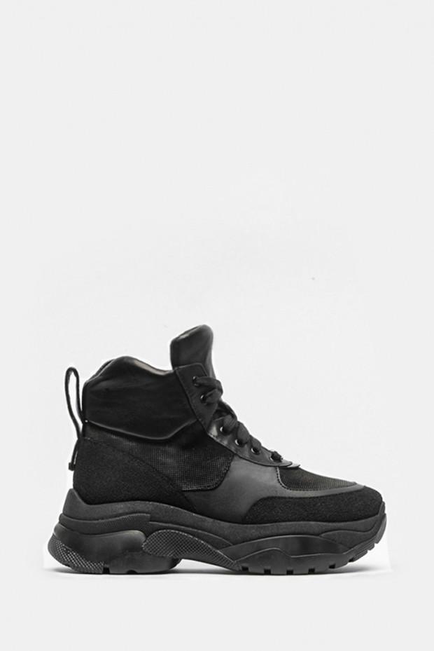 Кросівки Genuin Vivier чорні - 14111