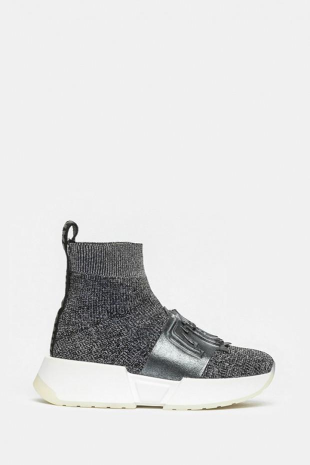 Кросівки Banu срібні - 18008_s