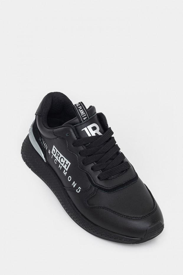 Чоловічі кросівки John Richmond чорні - JR12211n