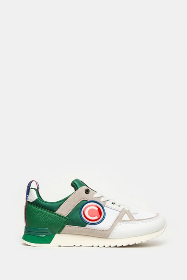 Кросівки Colmar зелені - 202a1