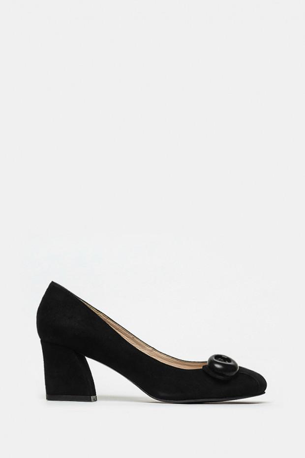 Туфлі Du Monde чорні - 24023