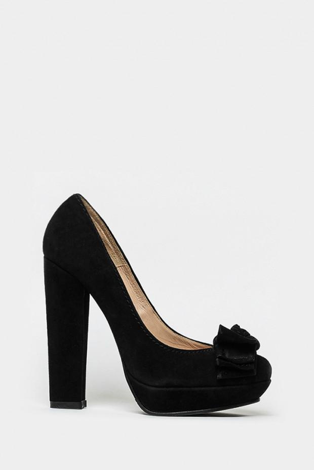 Туфлі Du Monde чорні - 24379n