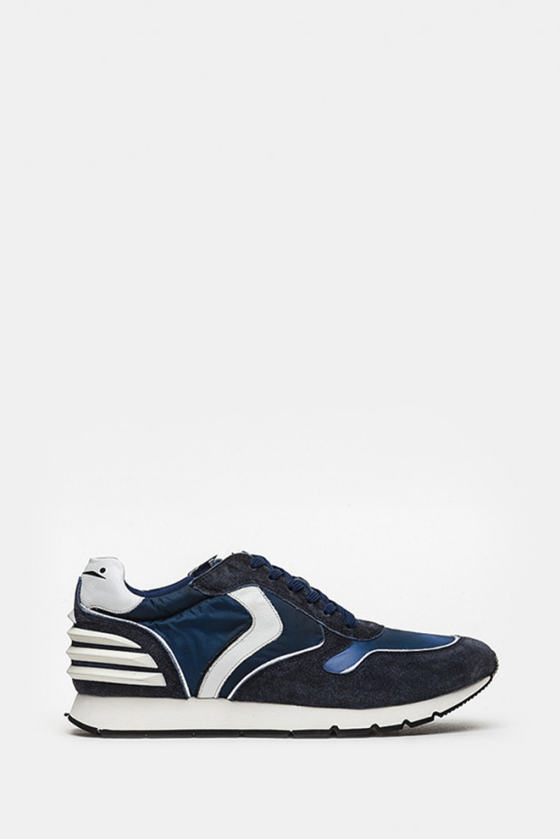 Кросівки Voile Blanche сині - 3457