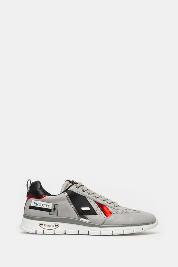 Кросівки Cesare Paciotti сірі - U3TRG