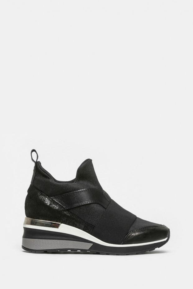 Кросівки Asylum чорні - 4305