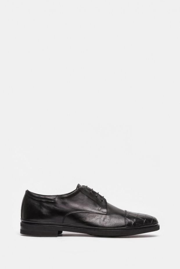 Туфлі Gianfranco Butteri чорні - 43805