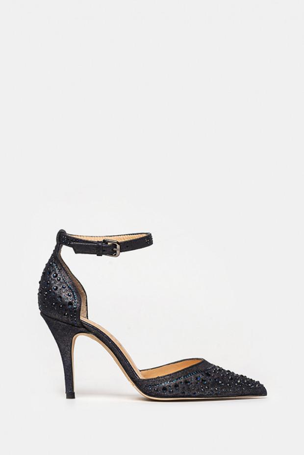 Туфлі Alessandro di Maria сині - 492411_bl