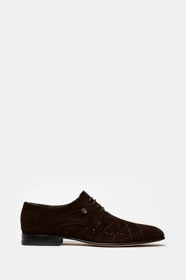 Туфлі Giovanni Ciccioli коричневі - 655_1