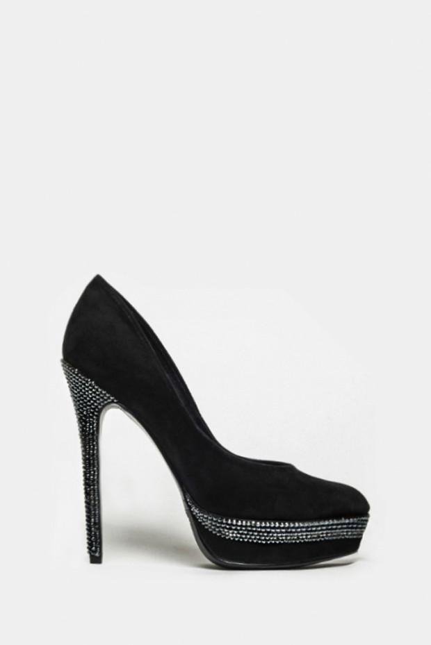 Туфлі Gode чорні - 70_07