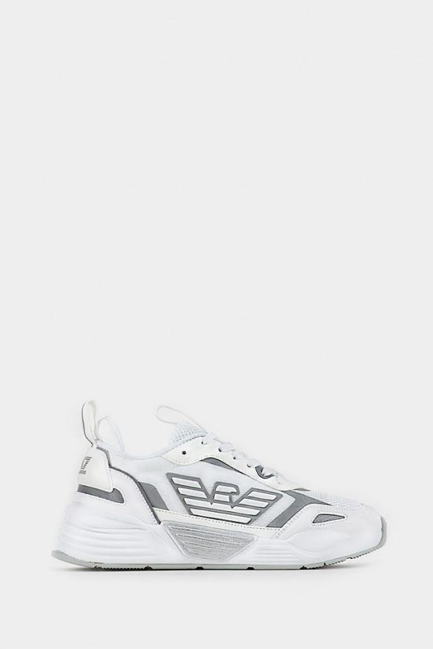 Кросівки EA7 Emporio Armani білі - 8070ww