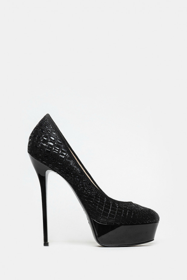 Туфлі Genuin Vivier чорні - 85_5n