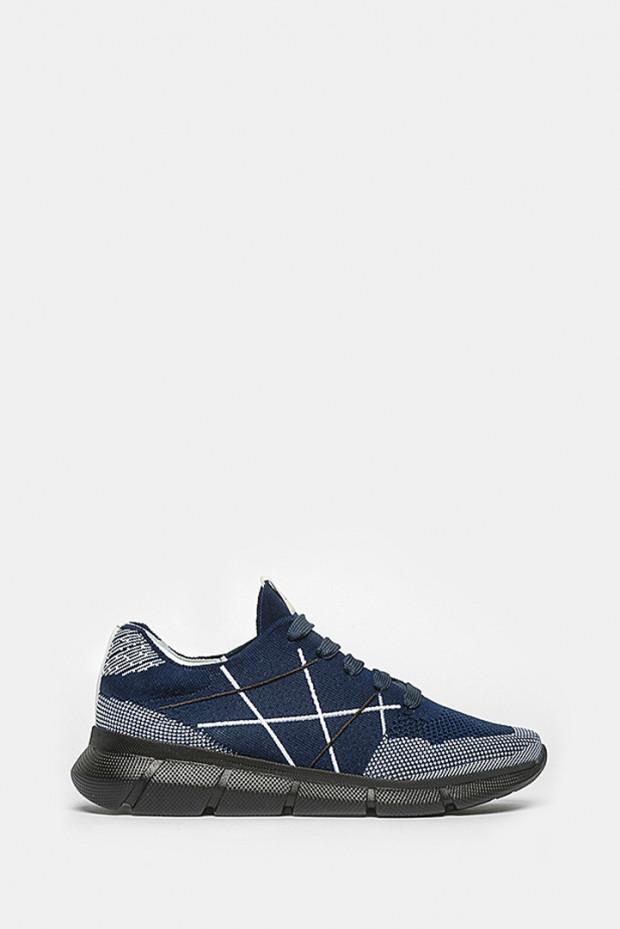 Кросівки L4K3 сині - 87La1
