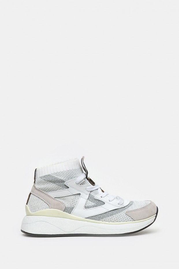 Кросівки Roberto Cavalli sport білі - 915015_w