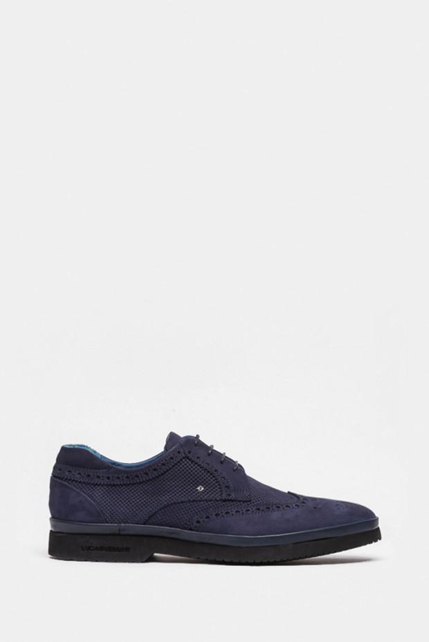 Туфлі Luca Guerrini синій - 9471