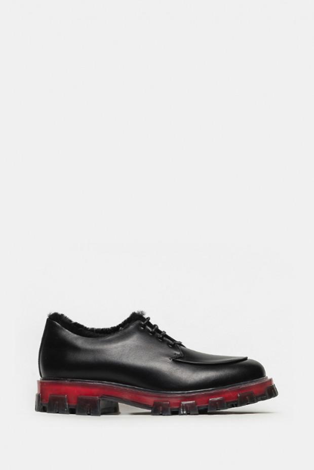 Туфлі Stokton чорні - BL64N