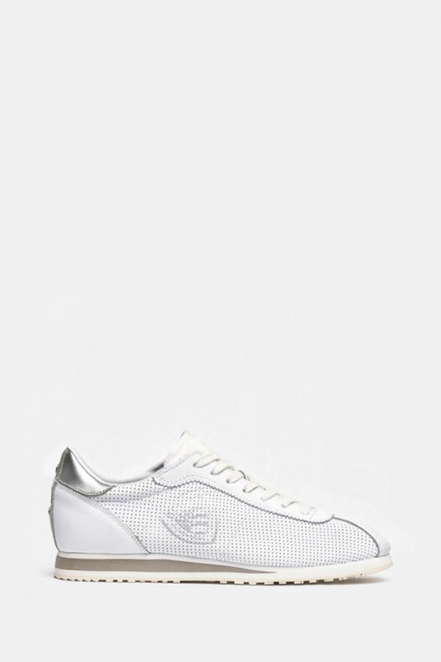 Кросівки Blauer USA білі - bowling_w