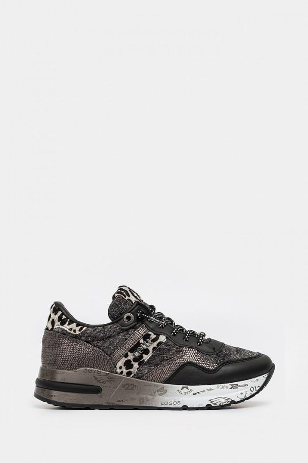 Жіночі кросівки CeTTi сірі - CT1274g