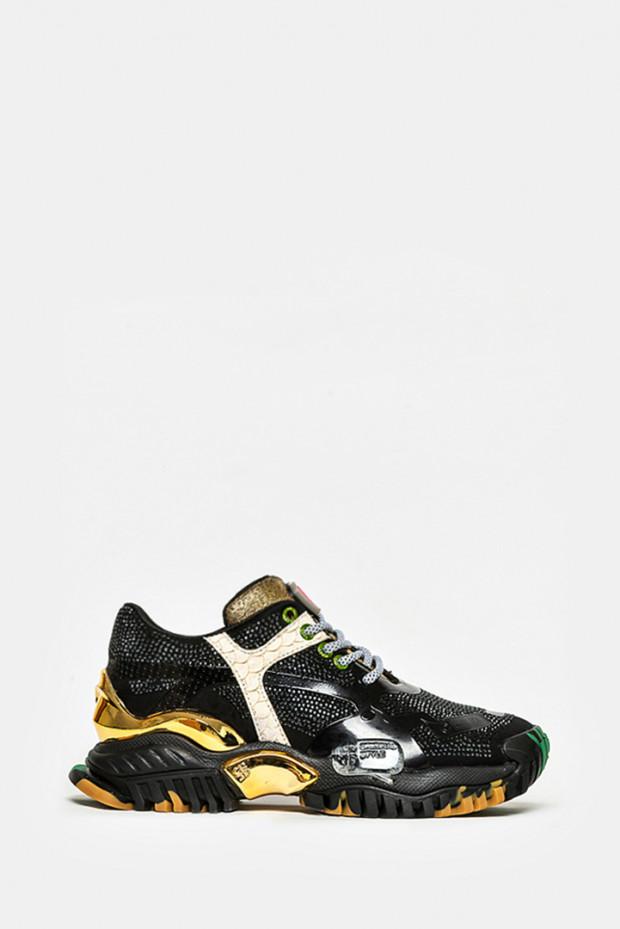 Кросівки CLJD чорні - G035n