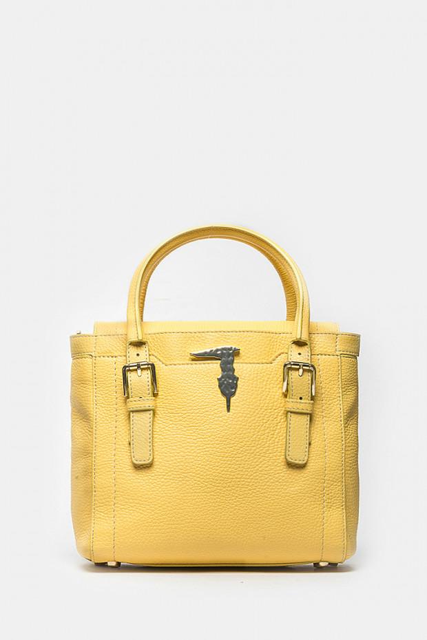 Сумка Trussardi Jeans жовта - 76008