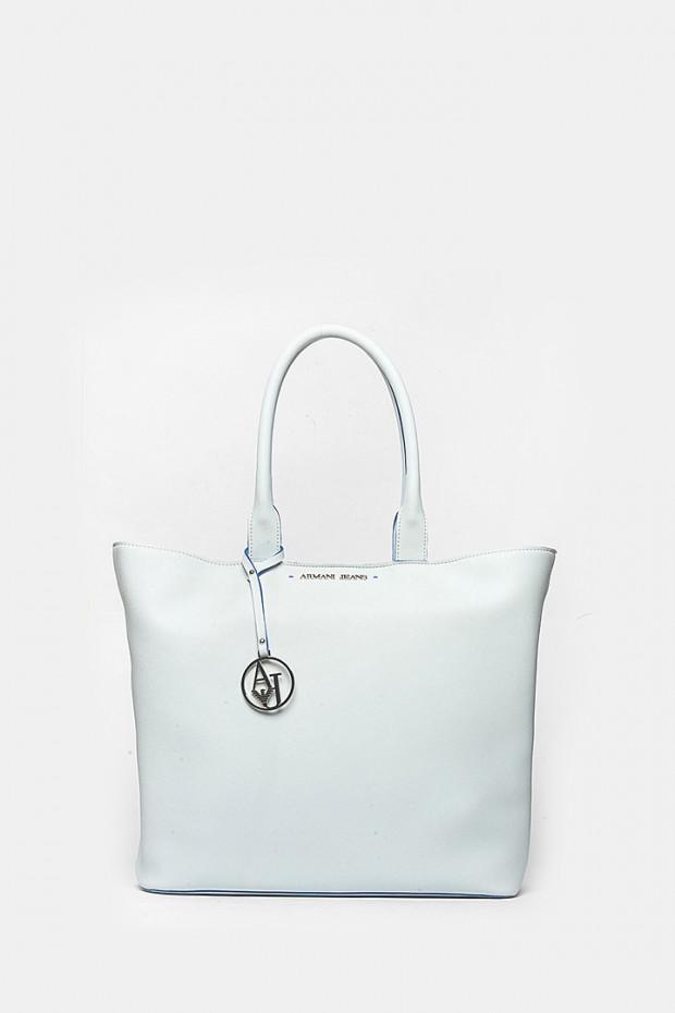 Сумка Armani Jeans біла -  524ZV6