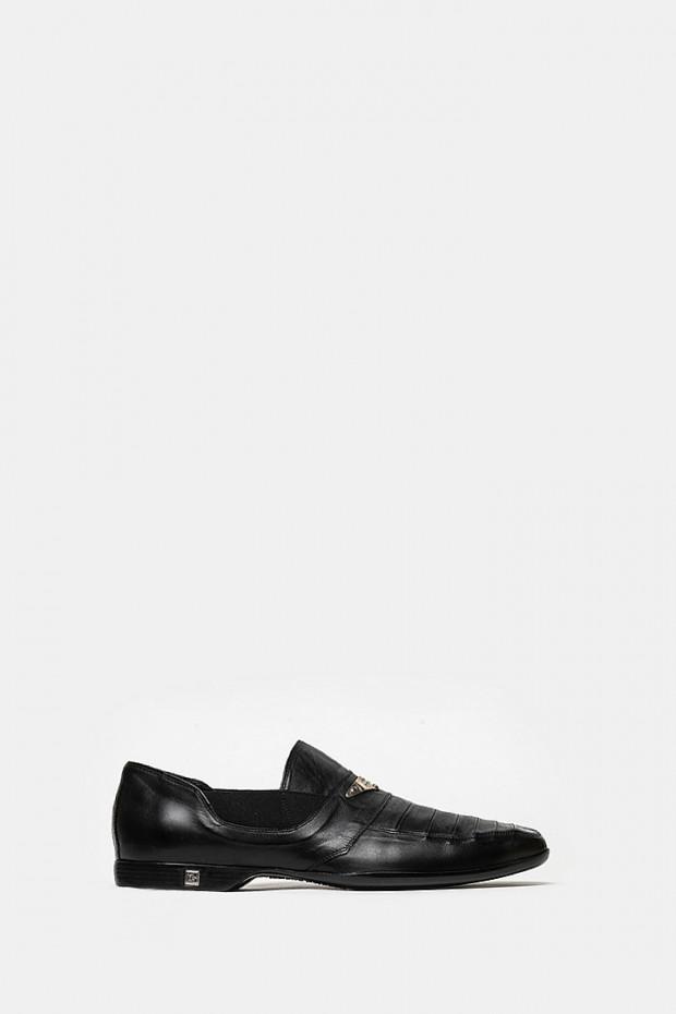 Туфлі Roberto Botticelli чорні - 10309