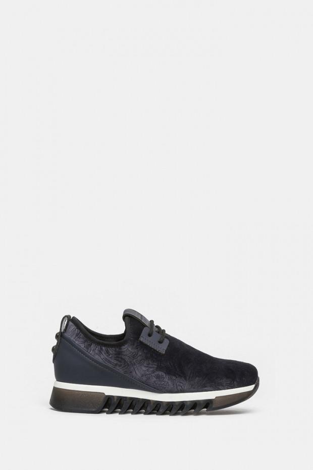 Кросівки Alexander Smith сірі - 30621