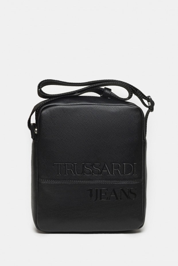 Сумка Trussardi чорна - 71193
