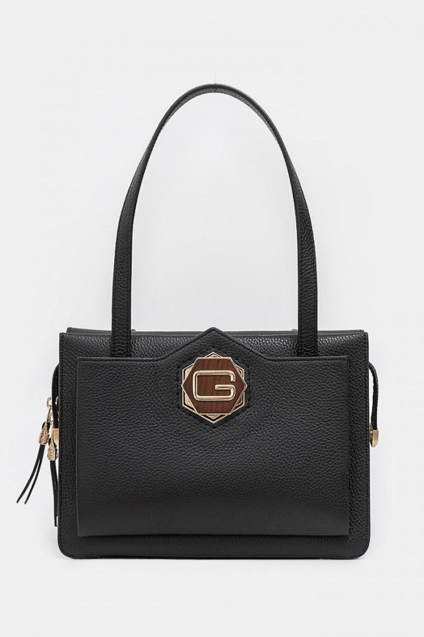 Жіноча сумка Gironacci чорна - GR2152n