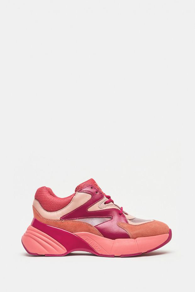 Кросівки Pinko рожеві - H20_YN1