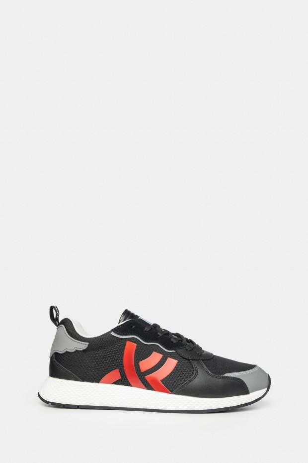 Кросівки John Richmond чорні - 10136