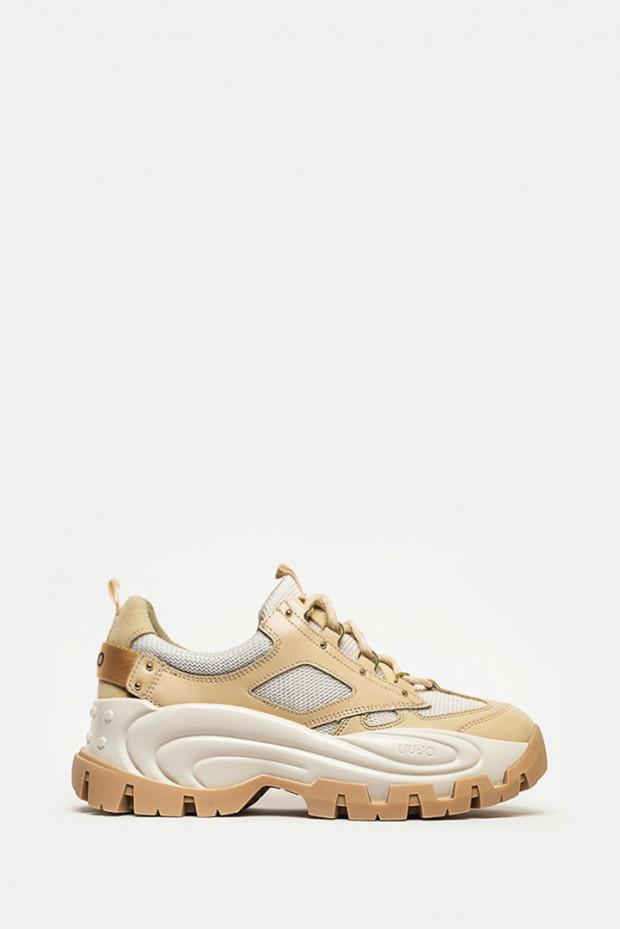 Кросівки Liu Jo беж - L023b