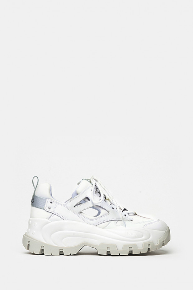 Кросівки Liu Jo білі - L025