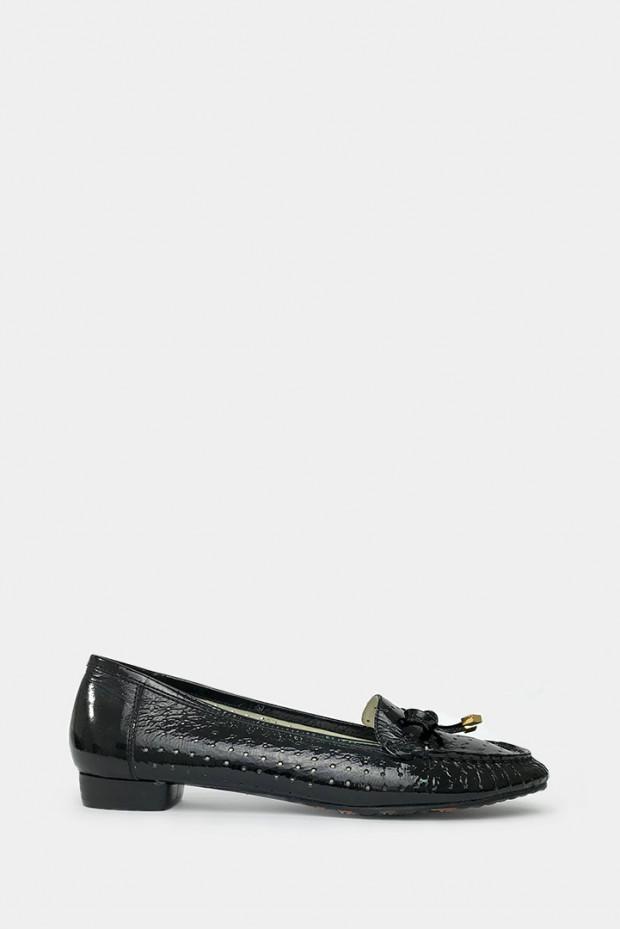 Жіночі туфлі Rodolfo Valeri чорні - RV731