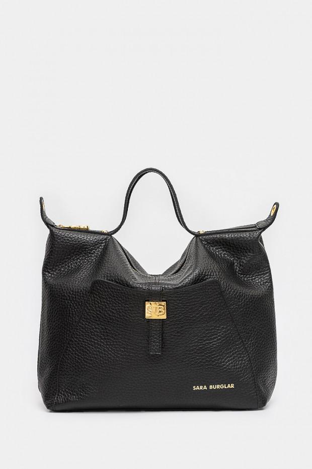 Жіноча сумка Sara Burglar чорна - S1275n